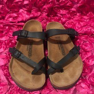 Birkenstock Shoes - Birkenstock mayari birko-flor